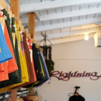 Photo taken at Lightning Bolt Surf Shop by Lightning Bolt Surf Shop on 2/21/2014