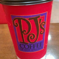 Photo taken at PJ's Coffee by Geron D. on 5/21/2013