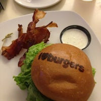 Photo taken at I Love Burgers by Kirk B. on 5/21/2013