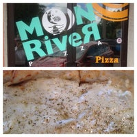 Photo taken at Moon River Pizza by Café P. on 6/4/2013