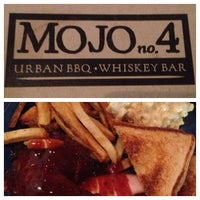 5/23/2013にCafé P.がMOJO no.4 Urban BBQ & Whiskey Barで撮った写真