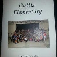 Photo taken at Gattis Elementary School by Aaron W. on 5/31/2013