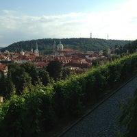 Photo taken at St. Wenceslas Vineyard by Lukáš K. on 7/13/2013