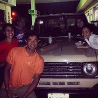 "Photo taken at Esso ""Las Marias"" by Junior L. on 12/31/2013"