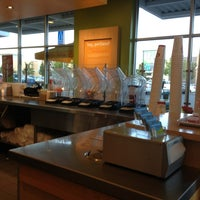 Photo taken at Jamba Juice Cascade Station by Ronnie B. on 8/24/2013