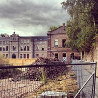 Photo taken at Kunstbedrijf Arnhem by Lonneke on 10/10/2012