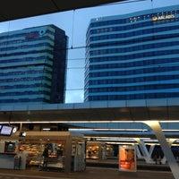Photo taken at Station Arnhem Centraal by Lonneke on 11/7/2012