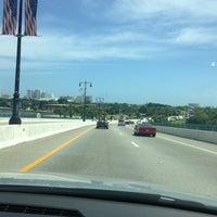Photo taken at Silver Beach Bridge by Blake C. on 7/4/2013