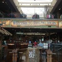 Photo taken at Bass Pro Shops by Blake C. on 6/27/2013