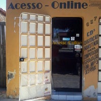 Photo taken at Cyber Acesso Online by Bisneto V. on 5/29/2013
