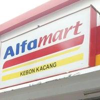 Photo taken at Alfa Mart Kebon Kacang by Lancaiimoet C. on 7/18/2013