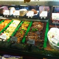 Photo taken at Mackenthuns Meats & Deli Inc by SJW on 12/31/2013