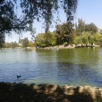 Photo taken at Laguna de San Baltazar by Neniux G. on 2/9/2014