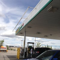 Photo taken at Superstore Gas Bar by Christopher C. on 6/1/2013
