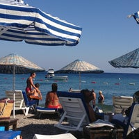 Photo taken at Portofino Hotel & Beach by TC Çağıl E. on 8/27/2013