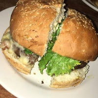 Photo taken at Burger Factory by Ƌbii R. on 4/28/2017