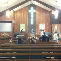 Photo taken at San Pedro Church of the Nazarene by Michael H. on 12/31/2012