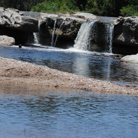 Photo taken at McKinney Falls State Park by Carlos M. on 11/20/2012