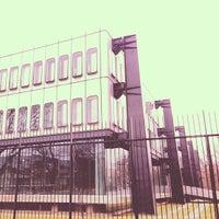 Photo taken at Ambasada Republiki Francuskiej by Roody102 on 2/6/2013