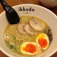 Photo taken at Ikkudo Ichi by Alfeus L. on 8/28/2013