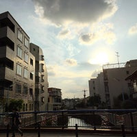 Photo taken at 関根橋 by Okyoung K. on 9/15/2015