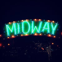 Photo taken at The Midway Food Park by Aaron S. on 11/17/2013