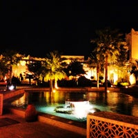 Photo taken at Sharq Village & Spa by Mohsin A. on 3/20/2013