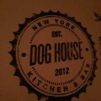 Photo taken at New York Dog House by Christianna G. on 10/3/2013