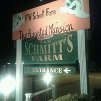 Photo taken at F&W Schmitts Farm by Christianna G. on 10/27/2012