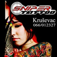 Photo taken at SNIPER TATTOO by Snajper T. on 7/21/2013