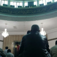 Photo taken at Armed Forces Mosque by fLairMax on 10/31/2014