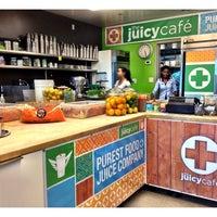 Photo taken at The Juicy Café by Myra K. on 7/18/2013