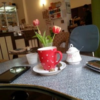3/22/2014에 Micha E.님이 Café Jule에서 찍은 사진