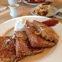 Photo taken at Olivia's Café by Michelle H. on 10/7/2013