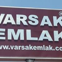 Photo taken at Varsak Emlak by Recep K. on 7/12/2013
