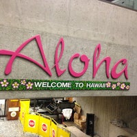 Photo taken at Honolulu International Airport (HNL) by Bekky R. on 6/12/2013