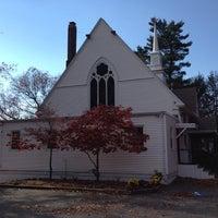 Photo taken at St. Matthews Parish by Emanuele C. on 11/2/2013