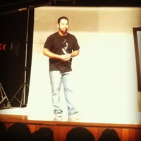 Photo taken at Teatro Madre Esperança Garrido by Rodrigo R. on 7/16/2013