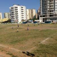 Photo taken at Camspor Spor Tesisleri by Seyfettin U. on 6/19/2013