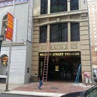 Photo taken at Walnut Street Theatre by Paul W. on 9/9/2013