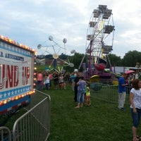 Photo taken at New Cumberland River Rescue Fair by steve o. on 7/31/2013
