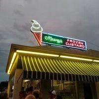 Photo taken at Massey's Frozen Custard by steve o. on 7/7/2014