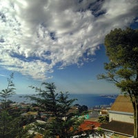 Photo taken at Viña del Mar Alto by Heins J. on 9/26/2015