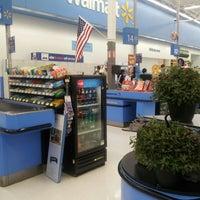 Photo taken at Walmart Supercenter by John B. on 5/3/2014