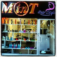 Photo taken at MinT hair style by Tarık Y. on 7/23/2013