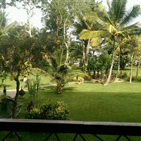Photo taken at Bintang Flores Hotel by Tatyana R. on 10/7/2016