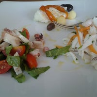 Photo taken at Ristorante Regina Elena by Massimiliano SailorLost B. on 9/27/2013
