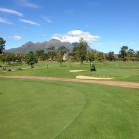 Photo taken at Stellenbosch Golf Club by Ben @. on 5/31/2013