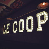 Photo taken at Le Coop by Kieren M. on 11/12/2013