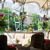 6/27/2013에 Valentina B.님이 Ресторан «Нескучный сад»에서 찍은 사진